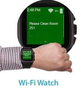 Smart Watch Clean Room