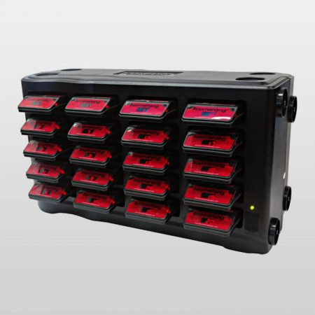 Ultra Guest Call Pagers Charge Rack