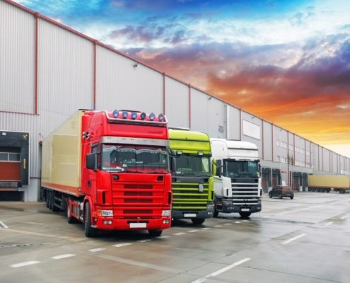 Logistics Paging Systems